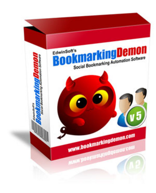 Product picture BookmarkingDemon!BOOKMARK WITH CLICK OF MOUSE