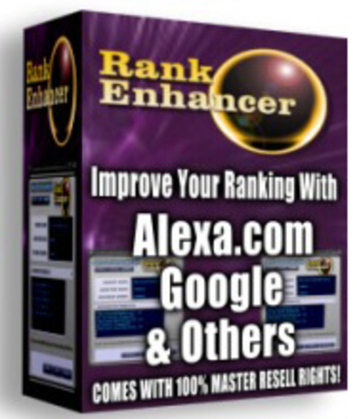 Product picture Search Engine Rank Enhancer/Booster Software!