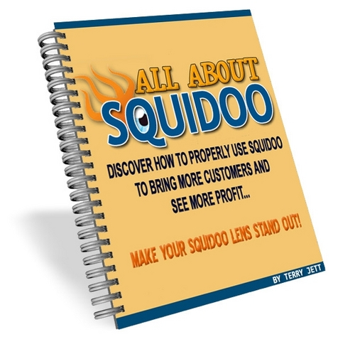 Product picture All About Squidoo!  Bring More Sales To Your Website